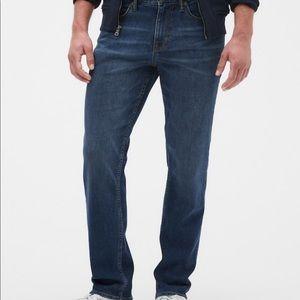 Banana Republic Straight 33*34 Men's Jeans Denim